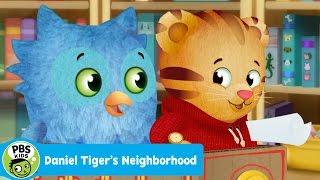 DANIEL TIGER'S NEIGHBORHOOD | It's Too Wet to Play | PBS KIDS
