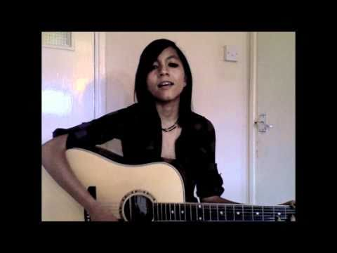 U Smile Justin Bieber Acoustic Cover W Chords Youtube