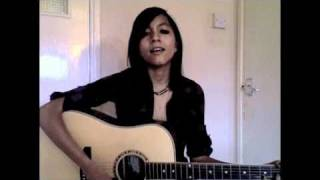 U Smile - Justin Bieber acoustic Cover w/ Chords!