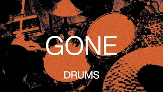 Download Gone | Official Drums Tutorial | At Midnight | Elevation Worship Mp3 and Videos