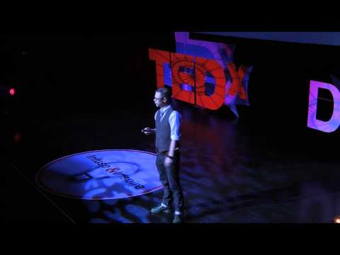 Curiosity fuel creativity: Chris Wire at TEDxDayton