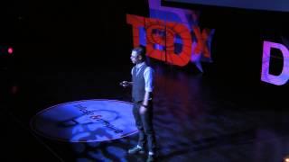 Curiosity fuel creativity: Chris Wire at TEDxDayton