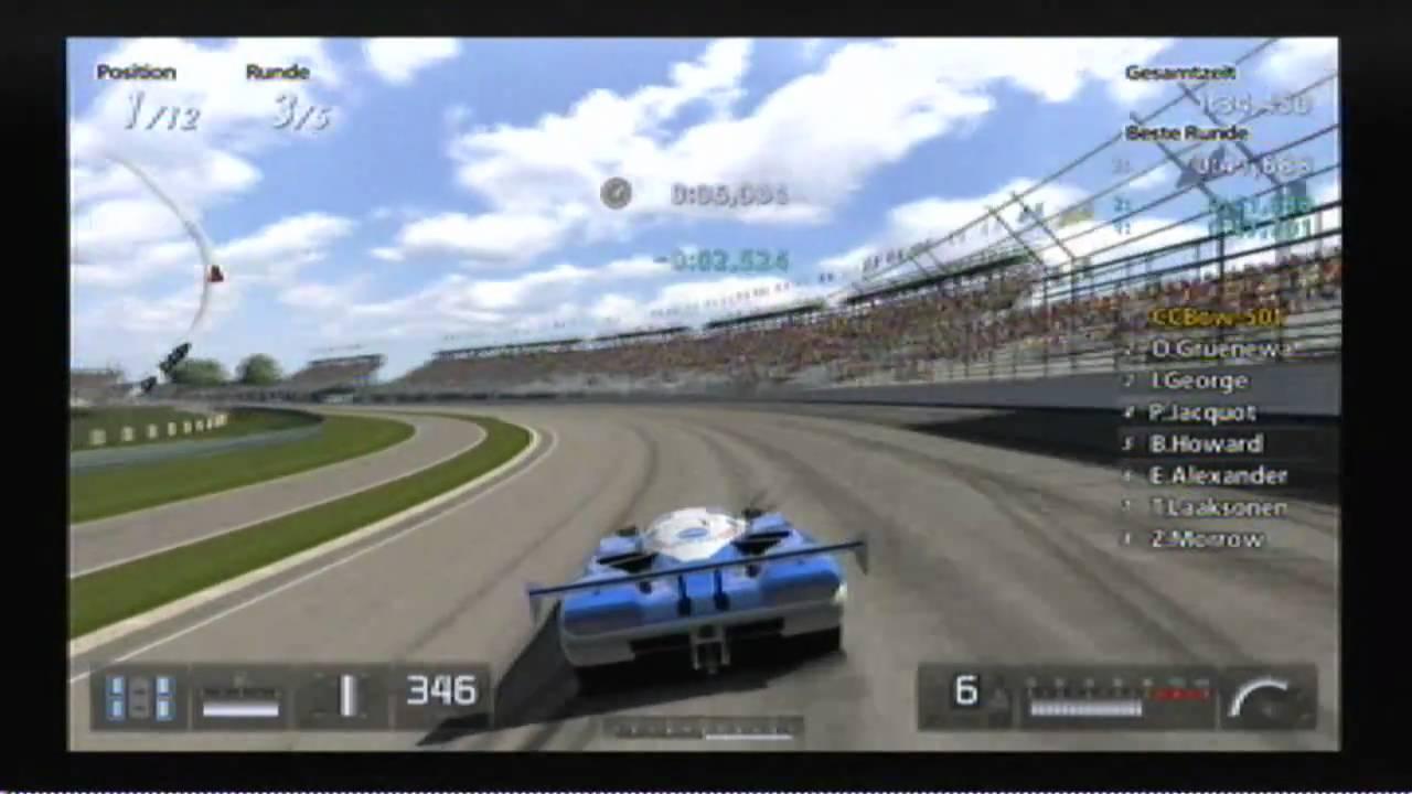 Gran Turismo  Toyota  Race Car