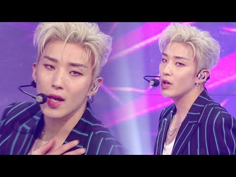 《Solo Debut》 JONG UP(B.A.P) (종업) - Try My Luck @인기가요 Inkigayo 20170618