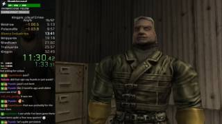 Kingpin: Life of Crime Speedrun in 30:52 (World Record)