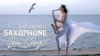 Романтическая расслабляющая музыка для саксофона - Инструментальные песни для саксофона о любви