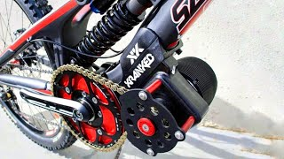 5 SMART ELECTRONIC BIKES INVENTION ▶ Control With SmartPhone