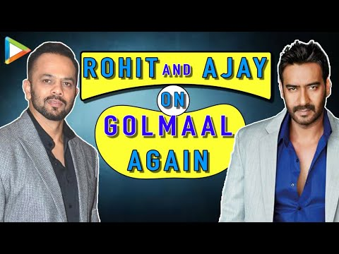 Ajay Devgn | Rohit Shetty | Golmaal Again | Full Interview