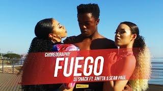 Baixar FUEGO, Dj Snake , Sean Paul feat Anitta  - CHOREOGRAPHY / Ramana Borba