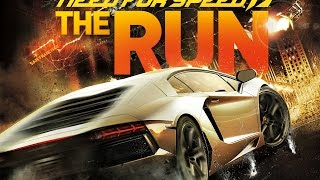 Need for Speed the Run Walkthrough Part 2 (No Commentary)