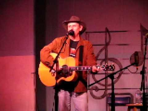 Ron Hynes at Kempt Shore