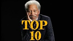 TOP 10 MORGAN FREEMAN FILMS