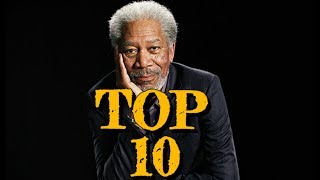 Les 10 meilleurs films de celui qui est la classe incarnée : morgan freeman !et vous , quel es votre top ?dites le moi en commentaire :)