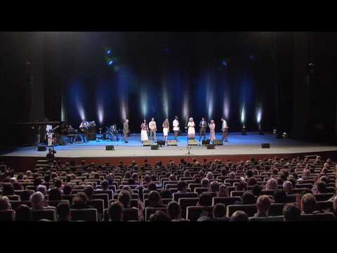 "Heritage Singers / ""He Touched Me Medley"" (Live from Prague)"