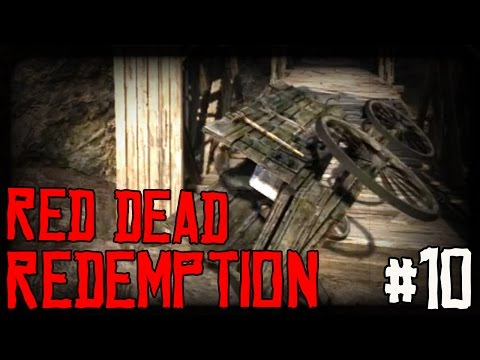 "RED DEAD REDEMPTION Ep 10 - ""One Man's Treasure..."" (Gameplay Walkthrough)"
