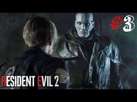 ДА ВЫ ИЗДЕВАЕТЕСЬ! ► Resident Evil 2 Remake Прохождение #3 ► ХОРРОР ИГРА