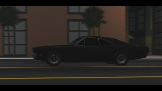 ROBLOX - Dodge Charger [Cinematic]