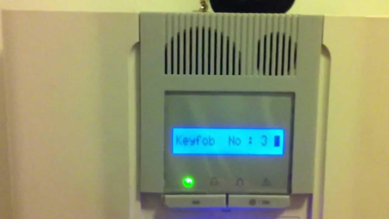 visonic powermax plus installation manual