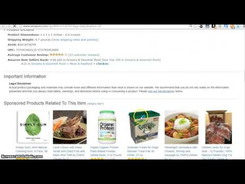 Why I Love Selling Grocery Products On Amazon - Online Arbitrage List Available