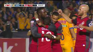 Champions League Match Highlights: Toronto FC at Tigres UANL (Leg 2)