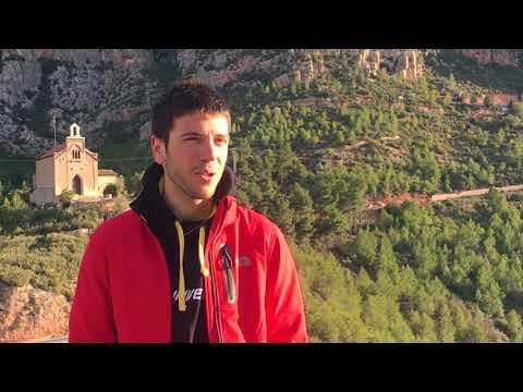 Andreu Simon · Cursa de l'Alba / Marató de Montserrat 2018