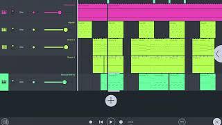 Good Form - Nicki Minaj ft. Lil Wayne remake instrumental in fl studio mobile Video