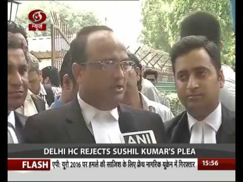 Delhi HC rejects Sushil Kumar