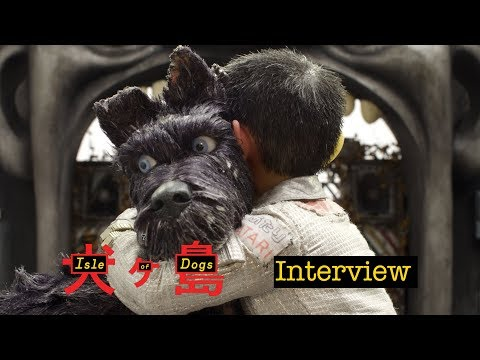 'Isle of Dogs' Interview