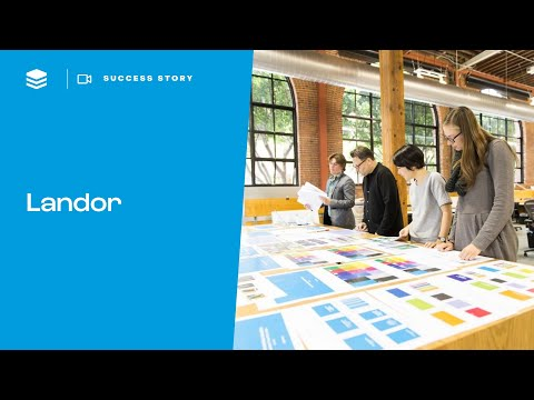 Landor - Building the Financial Business Case for a Global CRM Rollout