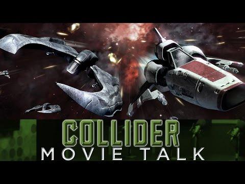 Collider Movie Talk - Hunger Games Director Up For Battlestar Galactica Movie, Alien: Covenant Rumor