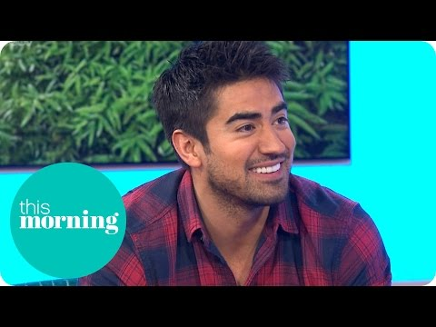 Jeremy Jauncey - I Get Paid To Go On Holiday | This Morning