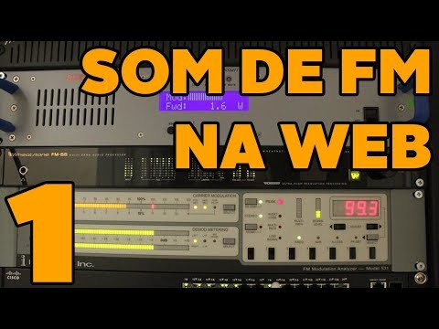 SOM DE FM NA SUA WEBRADIO (FREE) - EP #1