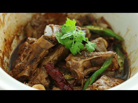 Dry Bak Kut Teh - 干肉骨茶