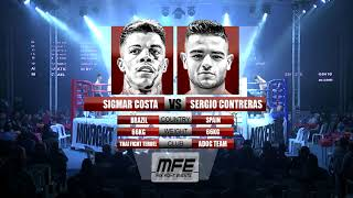 Mix Fight 34 - Sigmar Costa vs Sergio Contreras