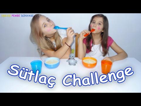 Sütlaç Challenge - Bu İşte Bir Sihir Var - Eğlenceli Çocuk Videosu - Funny Kids Videos