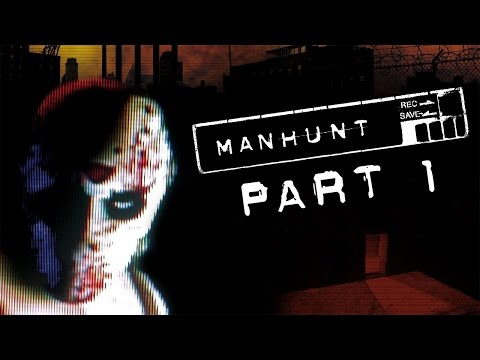 "Manhunt - Let's Play - Part 1 - [Born Again] - ""The Rollback Killer""   DanQ8000"