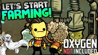"Oxygen Not Included Alpha Gameplay - ""LET"