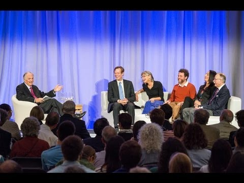 "MIT's McGovern Institute ""Brains on Trial"" Panel"