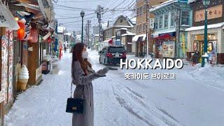 일본 브이로그 | 홋카이도 브이로그 오타루편 (오타루 …