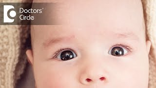 How Get Rid Red Spot Developed Sclera Infant