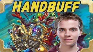 Thijs tries Prince Keleseth Handbuff paladin (The Frozen Throne)