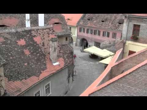 Romania: Day 89 - Tour of Sibiu