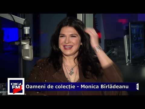 Oameni de colecție - Monica Bîrlădeanu