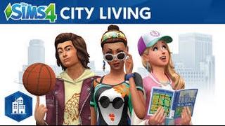 The Sims 4 City Living nasıl indirilir? (sesli) 2017