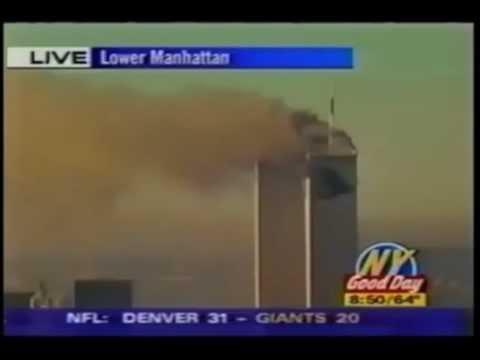 9/11 live news: FOX5 (WNYW) 08:48 - 09:00
