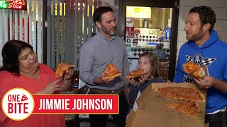 (Jimmie Johnson) Barstool Pizza Review - Pete's Pizza (Daytona Beach, FL)