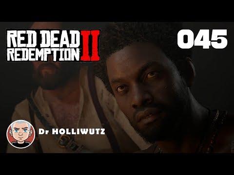 Red Dead Redemption 2 gameplay german #045 - Entfesselte Wildheit [XB1X] | Let's Play RDR 2