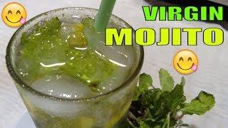 Virgin Mojito | How to make Virgin Mojito | Virgin Mojito Recipe