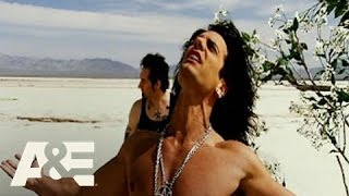 Criss Angel Mindfreak: Mindfreak Music Video (Desert) | A&E