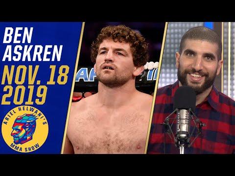 MMA news Ben Askren announces his retirement from MMA | Ariel Helwani's MMA Show